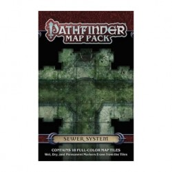 Pathfinder Map Pack – Sewer...