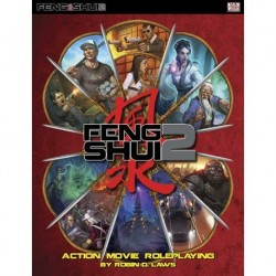 Feng Shui 2 Action Movie...
