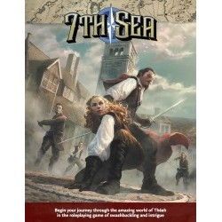 7th Sea, Second Edition