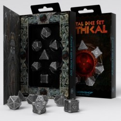 Metal Dice Set - Mythical