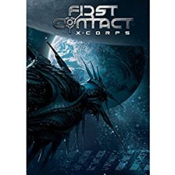 First contact - Livre de...