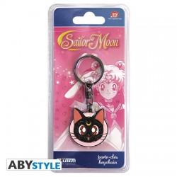 "SAILOR MOON ""Luna"" Keychain"
