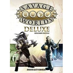Savage Worlds Deluxe...