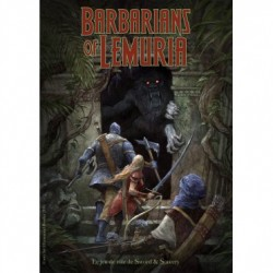 Barbarians of Lemuria -...