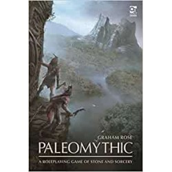 Paleomythic: A Roleplaying...