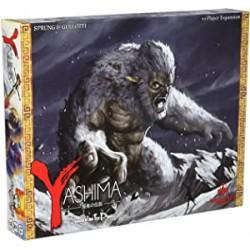 Yashima - Legend of The Icy...