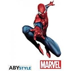Sticker - Spider-Man échelle 1