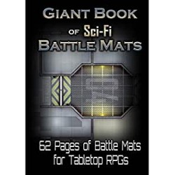 Giant Book of Sci-Fi Battle...