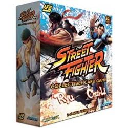 Street Fighter Chun Li Ryu...