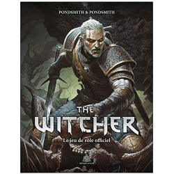The Witcher, Le Jeu de Rôle...