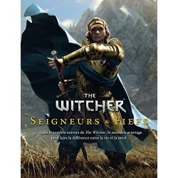 The Witcher - Seigneurs &...