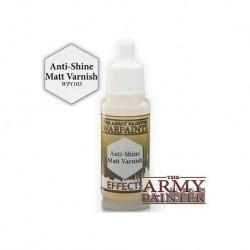 Anti-Shine Matt Varnish