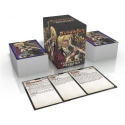 Pathfinder 2 - Cartes de...