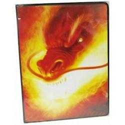 9-Pocket Portfolio - Inferno