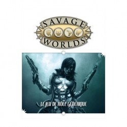 Savage Worlds (couverture...