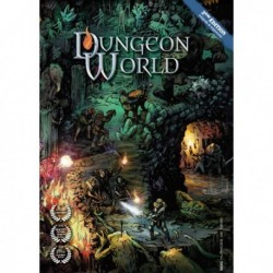 Dungeon World, Seconde Edition
