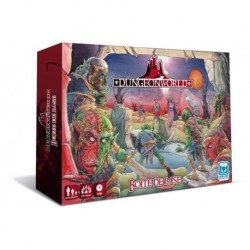 Dungeon World, boite...