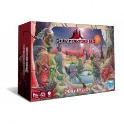 Dungeon World, boite...