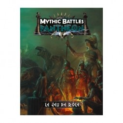 Mythic Battles Pantheon -...