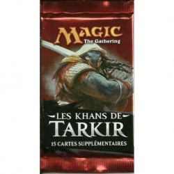 Magic - Booster Les Khans...