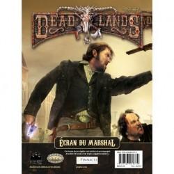 Deadlands Reloaded : Ecran...