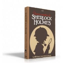 Sherlock Holmes, la BD Dont...