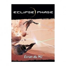 Eclipse Phase - Ecran du MJ