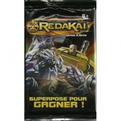 Redakai - Booster X-Drive...