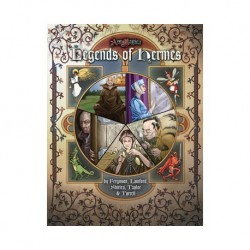Ars Magica - Legends of Hermes
