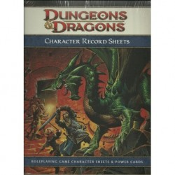 Dungeons & Dragons (DD4) -...