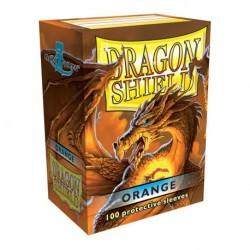 Dragon Shield - Orange -...