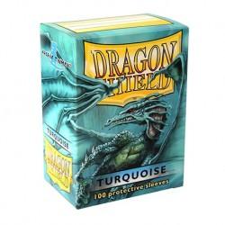 Dragon Shield - Turquoise -...