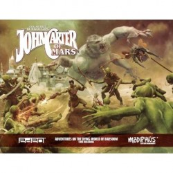 John Carter of Mars Core...
