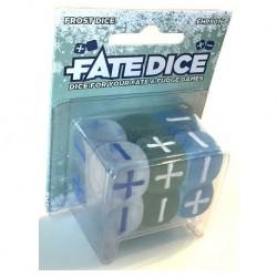 Fate Dice: Frost Dice