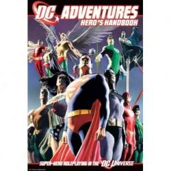 DC Adventures: Hero's Handbook
