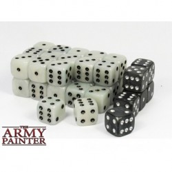 Wargamer Dice - White (36)