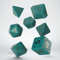 RuneQuest Turquoise & gold...