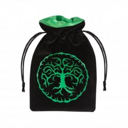 Dice Bag - Forest Black &...