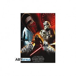 STAR WARS - Poster Groupe...