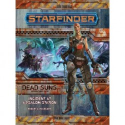 Starfinder - Incident at...