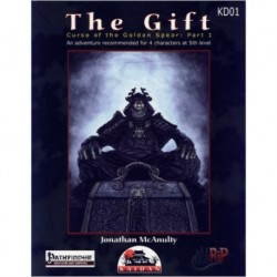 The Gift, Curse of the...